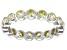 Bella Luce® 2.88ctw Round Yellow Diamond Simulant Rhodium Over Silver Ring