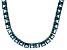 Bella Luce® 104.74ctw Princess Apatite Simulant 18k Gold Over Silver Necklace