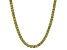 Bella Luce® 30.81ctw Yellow Diamond Simulant Rhodium Over Silver Necklace