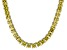 Bella Luce® 77.62ctw Yellow Diamond Simulant Rhodium Over Silver Necklace