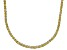 Bella Luce® 20.02ctw Round Yellow Diamond Simulant Rhodium Over Silver Necklace