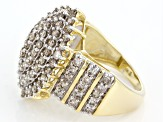 Candlelight Diamond™ 10k Yellow Gold Ring 2.00ctw