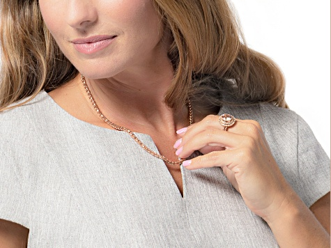Timna Jewelry Collection ™ Copper Chain Necklace