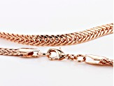 Copper Flat Chain