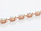 Zero Jupiter™ Quartz Copper Bracelet 5.91ctw