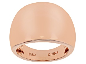 Copper Band Ring