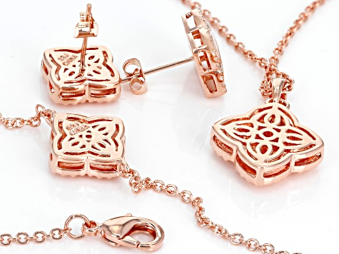 Timna Jewelry Collection™ Copper Jewelry Set