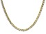 Cubic Zirconia 18k Yellow Gold Over Silver Necklace 100.00ctw