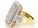 14k Gold Diamond Ring 2.00ctw