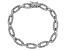 Diamond Rhodium over Brass Bracelet 1.00ctw