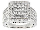 Diamond 14k White Gold Ring 1.50ctw