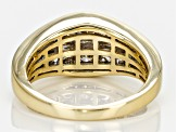 Candlelight Diamonds™ 14k Yellow Gold Ring 1.00ctw