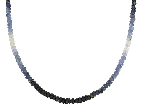 With Sterling Silver Pendants Open-Minded Multi-colored Strand Beads Necklace Engagement & Wedding