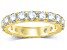 3.00ctw White Diamond 14kt Yellow Gold Eternity Band Ring