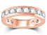 3.00ctw White Diamond 14kt Rose Gold Band Ring