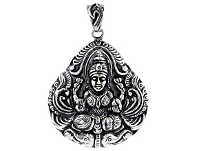 Goddess Sterling Silver Pendant