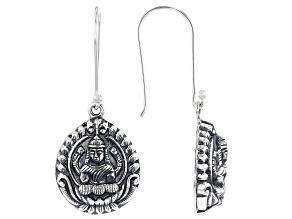 Goddess Sterling Silver Earrings