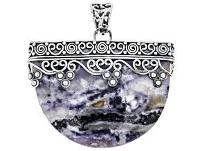 Merado Opal Sterling Silver Pendant