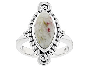 Artisan Collection Of India™ Marquise Rosilinda Sterling Silver Ring