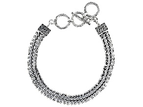 Artisan Collection Of India™ Sterling Silver Bracelet