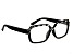 Swarovski Elements ™ Crystal Zebra Frame Reading Glasses 2.00 Strength