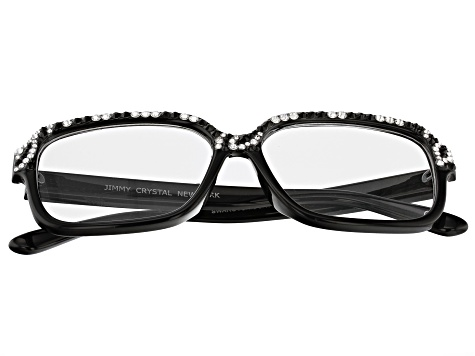Swarovski Elements ™ Crystal Zebra Frame Reading Glasses 2.00 Strength