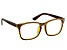 Swarovski Elements™  Crystal Brown Frame Reading Glasses 2.00 Strength