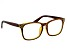 Swarovski Elements™ Crystal Brown Frame Reading Glasses 1.50 Strength