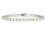 Ethiopian Opal 14k White Gold Tennis Bracelet 7.29ctw