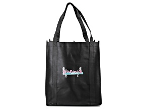 Girlfriend Friday Black Tote Bag