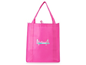 Girlfriend Friday Pink Tote Bag
