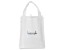 Girlfriend Friday White Tote Bag