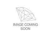 Red ruby rhodium over silver pendant with chain 5.35ctw