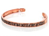 "18K Rose Gold Over Sterling Silver ""The Enchanted Butterfly"" Bracelet"