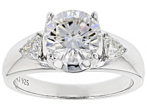 Platineve™ Moissanite Fire® Ring