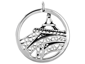 Stainless Steel Mens Pendant 4.5mm