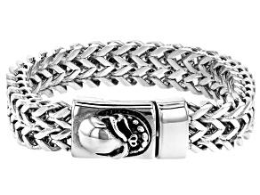 Stainless Steel Mens Bracelet.