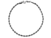 Silver Tone Necklace and Bracelet Set of 14