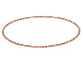 Gold Tone Silver Tone Rose Tone Bangle Set Of 21