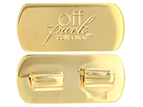 Gold Tone Brooch Magnet Converter