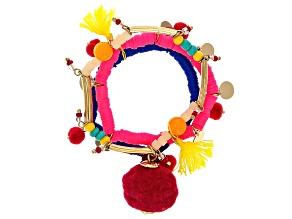 Multi- Color Sstretch Bracelet Set Of 3
