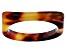 Golden Resin Band Ring