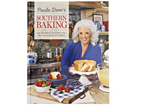 Paula Deen's Southern Baking 125 Favorite Recipes from My Savannah Kitchen Cook Book By Paula Deen.