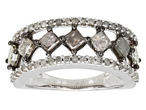 Multi-Color Diamond Ring 2.05ctw