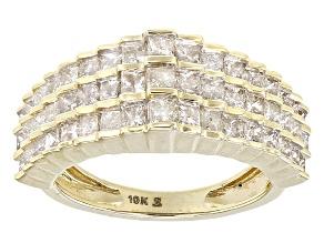 Diamond 10k Yellow Gold 2.00ctw