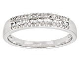 White Diamond 14k White Gold Ring .25ctw