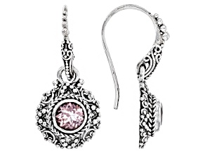 Sweet Surrender™ Mystic Topaz® Silver Earrings 1.62ctw