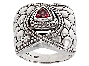 Fireflies™ Mystic Topaz™ Silver Ring .43ct