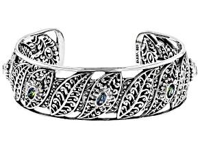 Alter Ego™ Mystic Topaz® Sterling Silver Bracelet 1.40ctw