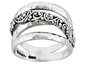 Sterling Silver Stack Look Ring